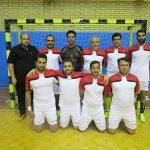 قهرمانی تیم فوتسال دانشگاه علوم پزشکی استان سمنان در مسابقات 6 جانبه به مناسبت هفته تربیت بدنی و یادبود شادروان فدایی اسلام